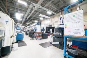 Aerospace Component Manufacturing