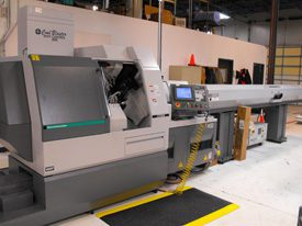 5-Axis Machining for Defense