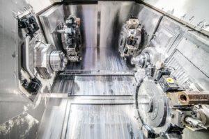 Turn Milling, Aerospace